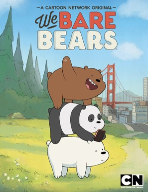 """We Bare Bears"" - Movie Poster (thumbnail)"