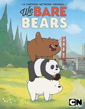"""We Bare Bears"" - Movie Poster (thumbnail)"