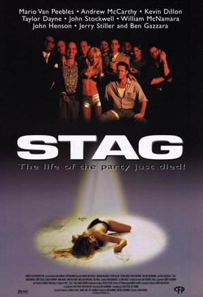 Stag - Movie Poster (thumbnail)
