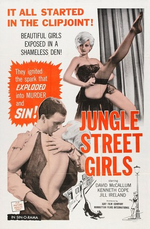 Jungle Street - Movie Poster (thumbnail)