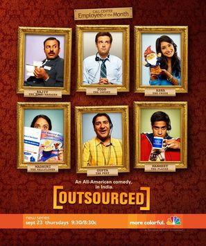 """Outsourced"" - Movie Poster (thumbnail)"