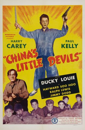 China's Little Devils - Movie Poster (thumbnail)