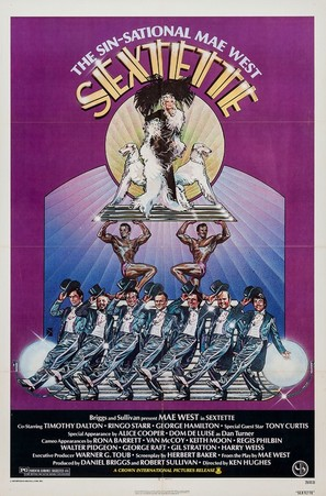 Sextette - Movie Poster (thumbnail)