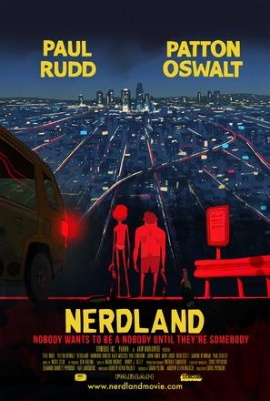 Nerdland - Movie Poster (thumbnail)