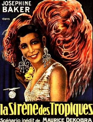 Sirène des tropiques, La - French Movie Poster (thumbnail)