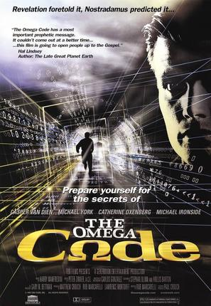 The Omega Code - Movie Poster (thumbnail)