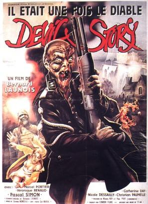 Il était une fois le diable - Devil's story - French Movie Poster (thumbnail)