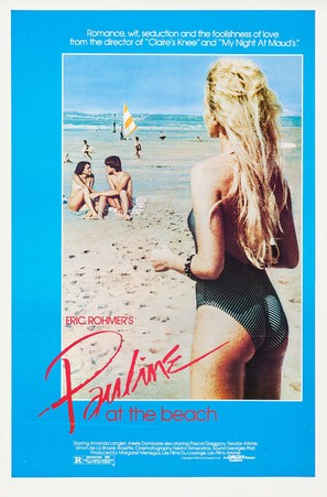 Pauline à la plage - Movie Poster (thumbnail)