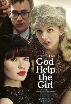 God Help the Girl - British Movie Poster (thumbnail)