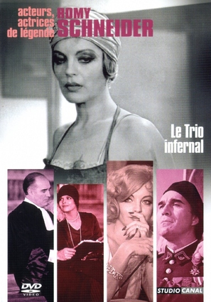 Trio infernal, Le - French Movie Cover (thumbnail)