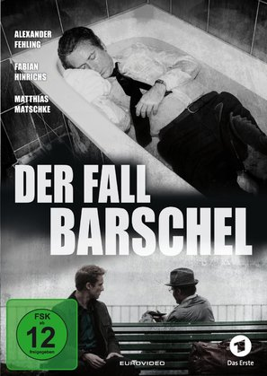 Der Fall Barschel - German DVD movie cover (thumbnail)