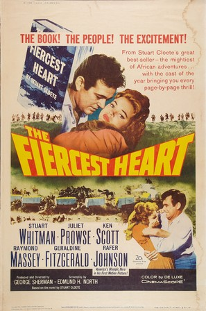 The Fiercest Heart - Movie Poster (thumbnail)