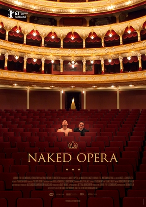 Naked Opera - German Movie Poster (thumbnail)
