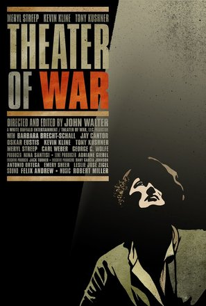 Theater of War - Movie Poster (thumbnail)