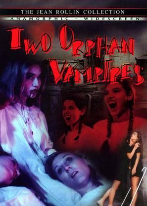 Les deux orphelines vampires - DVD movie cover (thumbnail)
