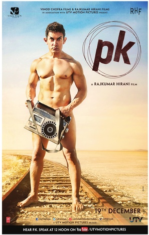 PK - Indian Movie Poster (thumbnail)
