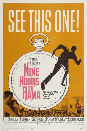 Nine Hours to Rama - Movie Poster (thumbnail)