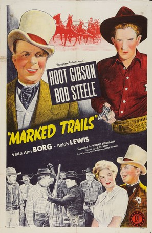Marked Trails - Movie Poster (thumbnail)