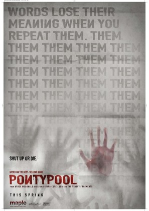 Pontypool - Movie Poster (thumbnail)