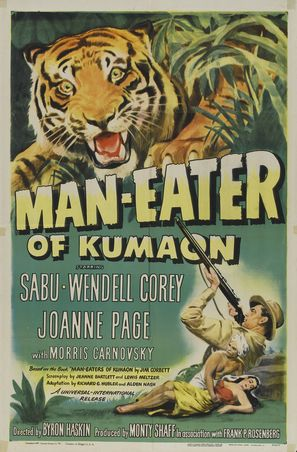 Man-Eater of Kumaon