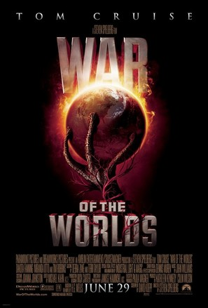 War of the Worlds - Movie Poster (thumbnail)