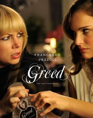 GREED, a New Fragrance by Francesco Vezzoli - Movie Poster (thumbnail)
