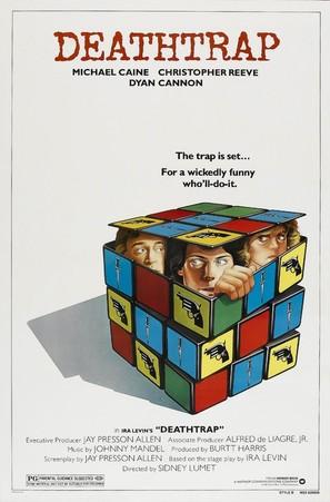 Deathtrap - Movie Poster (thumbnail)