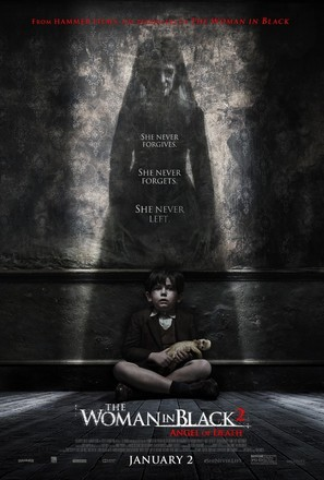 The Woman in Black: Angel of Death - Movie Poster (thumbnail)
