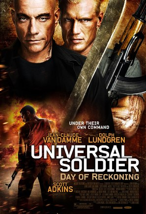 Universal Soldier: Day of Reckoning - Movie Poster (thumbnail)