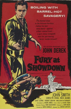 Fury at Showdown - Movie Poster (thumbnail)