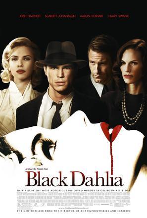 The Black Dahlia - Movie Poster (thumbnail)