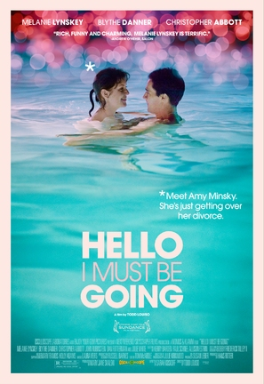 Hello I Must Be Going - Movie Poster (thumbnail)