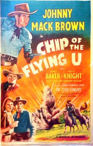 Chip of the Flying U - Movie Poster (thumbnail)