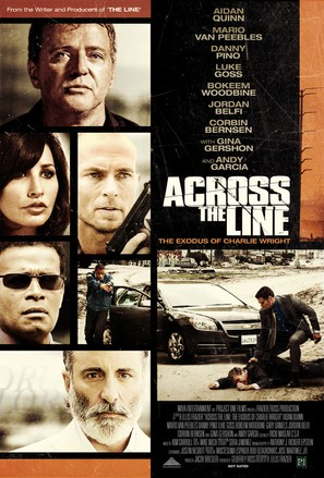 Across the Line: The Exodus of Charlie Wright - Movie Poster (thumbnail)