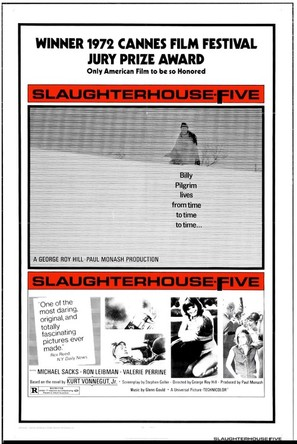 Slaughterhouse-Five - Movie Poster (thumbnail)
