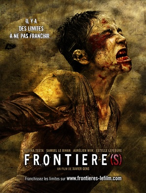 Frontière(s) - French Movie Poster (thumbnail)