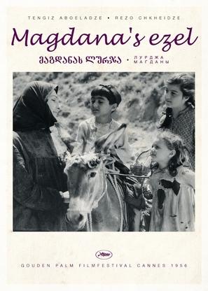Magdanas lurja - Dutch Movie Cover (thumbnail)