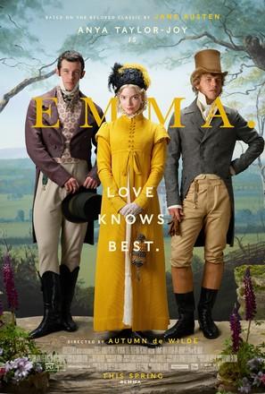 Emma. - Movie Poster (thumbnail)