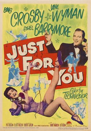 Just for You - Movie Poster (thumbnail)