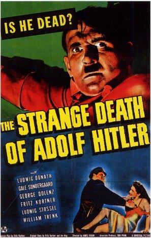 The Strange Death of Adolf Hitler - Movie Poster (thumbnail)