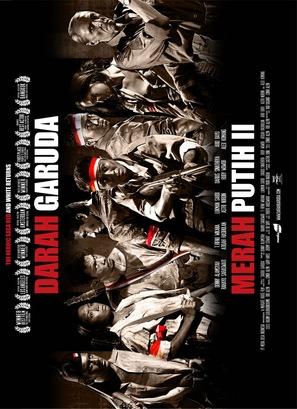 Darah garuda - Indonesian Movie Poster (thumbnail)