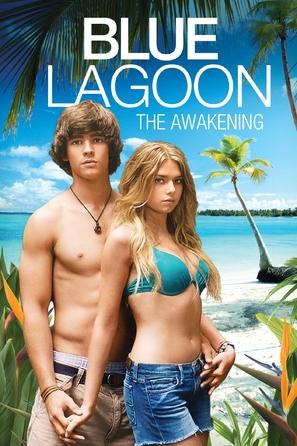 Blue Lagoon: The Awakening - DVD movie cover (thumbnail)