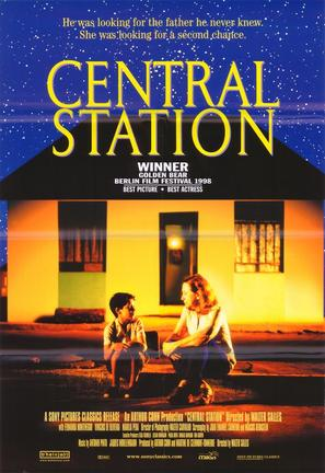 Central do Brasil - Movie Poster (thumbnail)