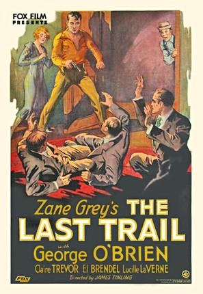 The Last Trail - Movie Poster (thumbnail)