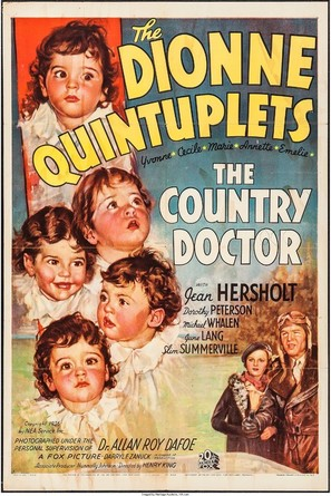 The Country Doctor - Movie Poster (thumbnail)