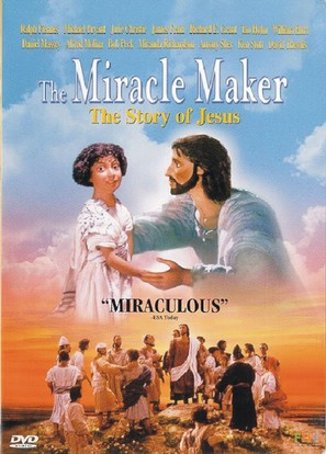 The Miracle Maker - DVD cover (thumbnail)