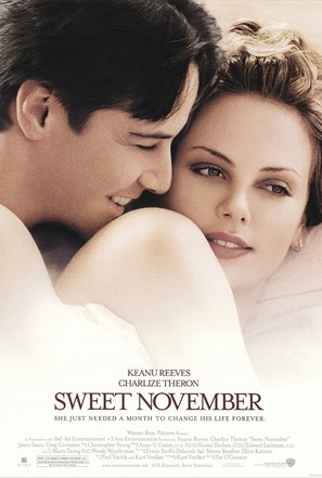 Sweet November - Movie Poster (thumbnail)