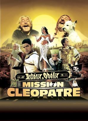 Astérix & Obélix: Mission Cléopâtre - French Movie Poster (thumbnail)