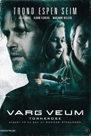 Varg Veum - Tornerose - Norwegian poster (thumbnail)