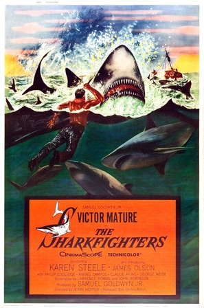 The Sharkfighters - Movie Poster (thumbnail)